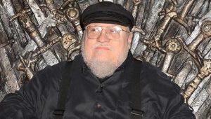 """Autor de """"Game of Thrones"""" promete novo livro (ou talvez dois) para 2018"""