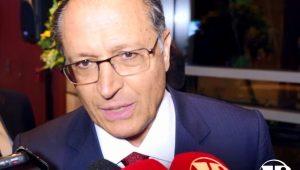 """Alckmin defende quebra de """"círculo vicioso"""" da crise política e econômica"""