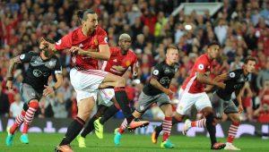 Mourinho diz que Pogba e Ibrahimovic podem voltar ao Manchester neste sábado