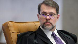 Ao pedir vista, Dias Toffoli faz aceno para Câmara decidir antes sobre foro privilegiado