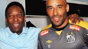 Ex-goleiro Edinho, filho de Pelé, volta à prisão