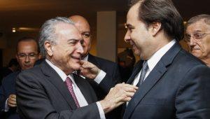 O DEM é fogo de palha e Rodrigo Maia bota fogo