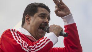 """Maduro faz ataques a """"imperador"""" Trump e a """"vassalo"""" Juan Manuel Santos"""
