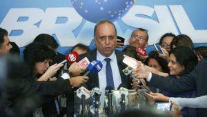 Temer, Meirelles e Pezão assinam contrato que autoriza empréstimo ao RJ