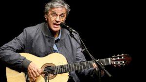 Caetano Veloso marca show no Largo da Batata em apoio ao MTST