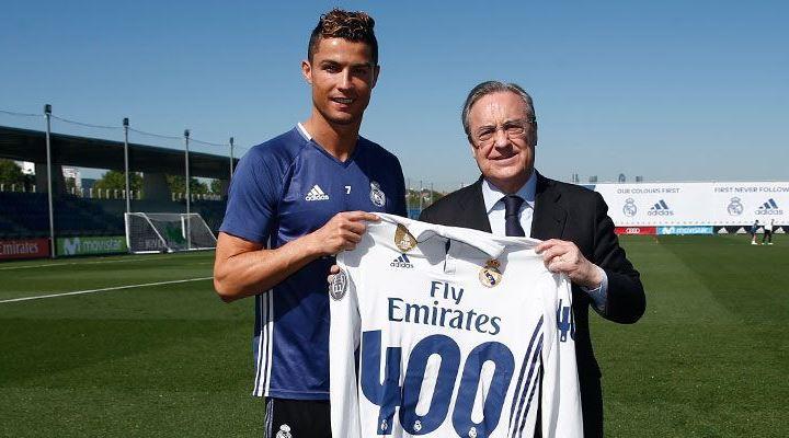 Divulgação / Real Madrid
