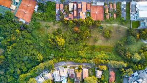 Moradores do Jd. Guedala denunciam construção em zona de proteção ambiental