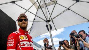 Vettel afirma que discutir renovação com Ferrari não é prioridade