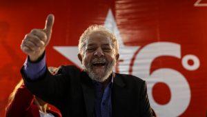 Surge a primeira pessoa a doar para Lula sem contrapartidas