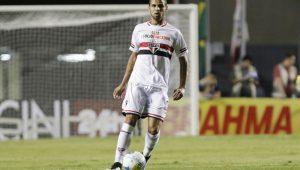 Lucão é emprestado pelo São Paulo ao Gil Vicente, de Portugal
