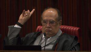 Integrantes do STF afirmam que Gilmar Mendes pode renunciar para tentar vaga no Senado; ministro nega