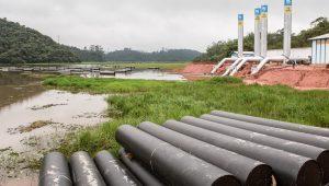 Sabesp recebe grau máximo em serviços de saneamento pela ABES