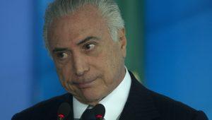 Temer cancela café da manhã com Alckmin, Doria e pastores evangélicos