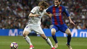 Caso Catalunha seja um país, Barça e Real Madrid só se enfrentarão na Champions League
