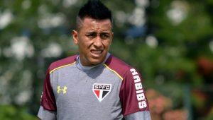 De saída? Cueva pede para não jogar e desfalca o São Paulo nesta quarta