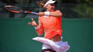 Bia Haddad bate holandesa em Seul e vai à primeira final no circuito da WTA