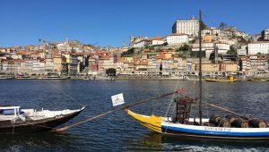 C. Blinder: uma viagem a Portugal