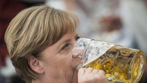 Merkel caminha para seu quarto mandato