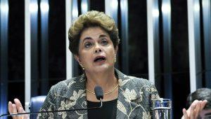 "Dilma se diz ""work alcoolic"""