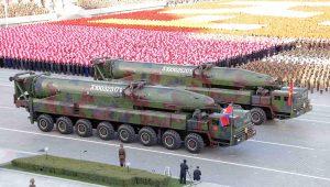 """Reino Unido pede que Coreia do Norte """"mude de rumo"""" em seu programa de armas"""