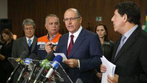 Alckmin entende que dava para cortar despesas do Governo antes de anunciar aumento no imposto