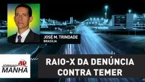 RAIO-X DA DENÚNCIA contra Temer: acusações gravíssimas, reação e batalha na Câmara
