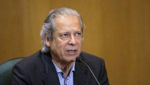 Dirceu terá de acompanhar pela TV a condenação de Lula pelo TRF4