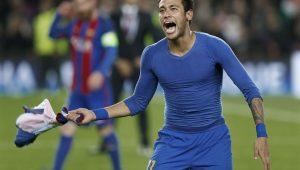 Presidente do Barça se diz tranquilo quanto a permanência de Neymar