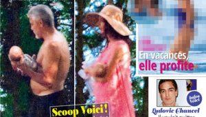 George Clooney processará revista que publicou fotos de seus filhos