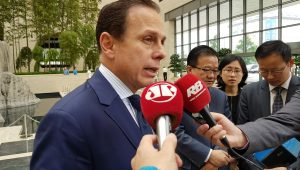 Vereadores rejeitam proposta de conceder título de cidadão teresinense a Doria