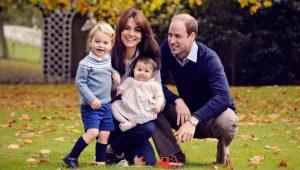 Príncipe William e Kate Middleton não dão aparelhos eletrônicos para os filhos