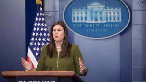 Sarah Huckabee será a nova secretária de imprensa da Casa Branca