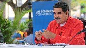 Maduro diz que todos os magistrados nomeados pelo Parlamento serão presos