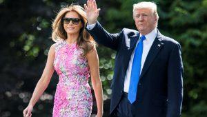 Trump ataca novamente Obamacare e promete construir o muro com México