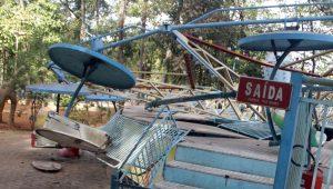 Brinquedo desaba e fere 11 em parque de diversões de Goiânia