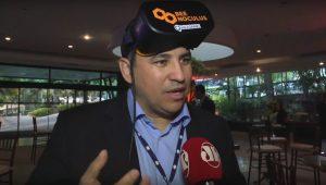 """""""Hoje, realidade virtual está sendo usado para tratamento de fobias"""", CEO da Beenoculus"""