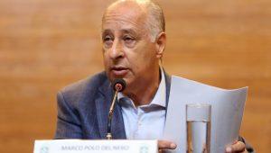 Fifa interroga Del Nero por 5 horas sobre propinas e acusações de sete crimes
