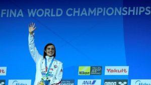 Terceiro dia da natação no Mundial tem recordes e domínio da China e dos EUA