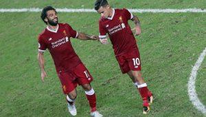Coutinho se destaca, Liverpool bate Leicester e é campeão em Hong Kong