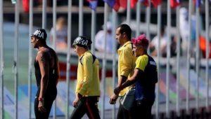 Brasileiros ficam em 6º na prova de revezamento da maratona aquática no Mundial