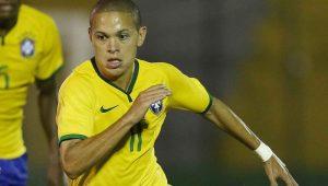 São Paulo anuncia a contratação de Marcos Guilherme por empréstimo