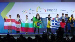 Brasil conquista medalhas na Olimpíada Internacional de Matemática