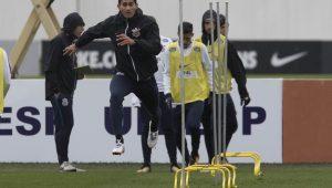 Pablo melhora, mas ainda é dúvida no Corinthians para jogo contra o Botafogo
