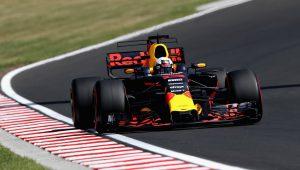 Ricciardo volta a liderar treino livre na Hungria e deixa Vettel em 2º lugar