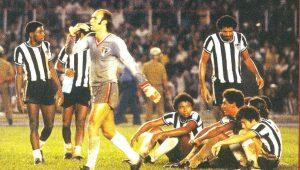 JP presta homenagem a ex-goleiro e relembra conquista do Brasileiro de 77