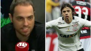 """""""Corinthians perde pro Flamengo no domingo!"""", aposta repórter"""