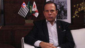 Se PSDB optar por prévias, Doria garante que não disputará candidatura com Alckmin