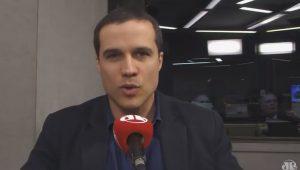 Felipe Moura Brasil: Chega de votar em Renan Calheiros, povo de Alagoas