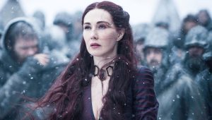 "Melisandre está de volta no trailer do próximo episódio de ""Game of Thrones"""