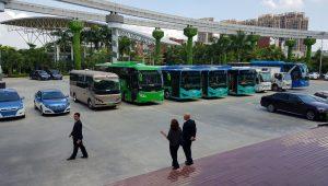 Prefeitura de SP quer abrir licitação para implementar ônibus elétricos na cidade